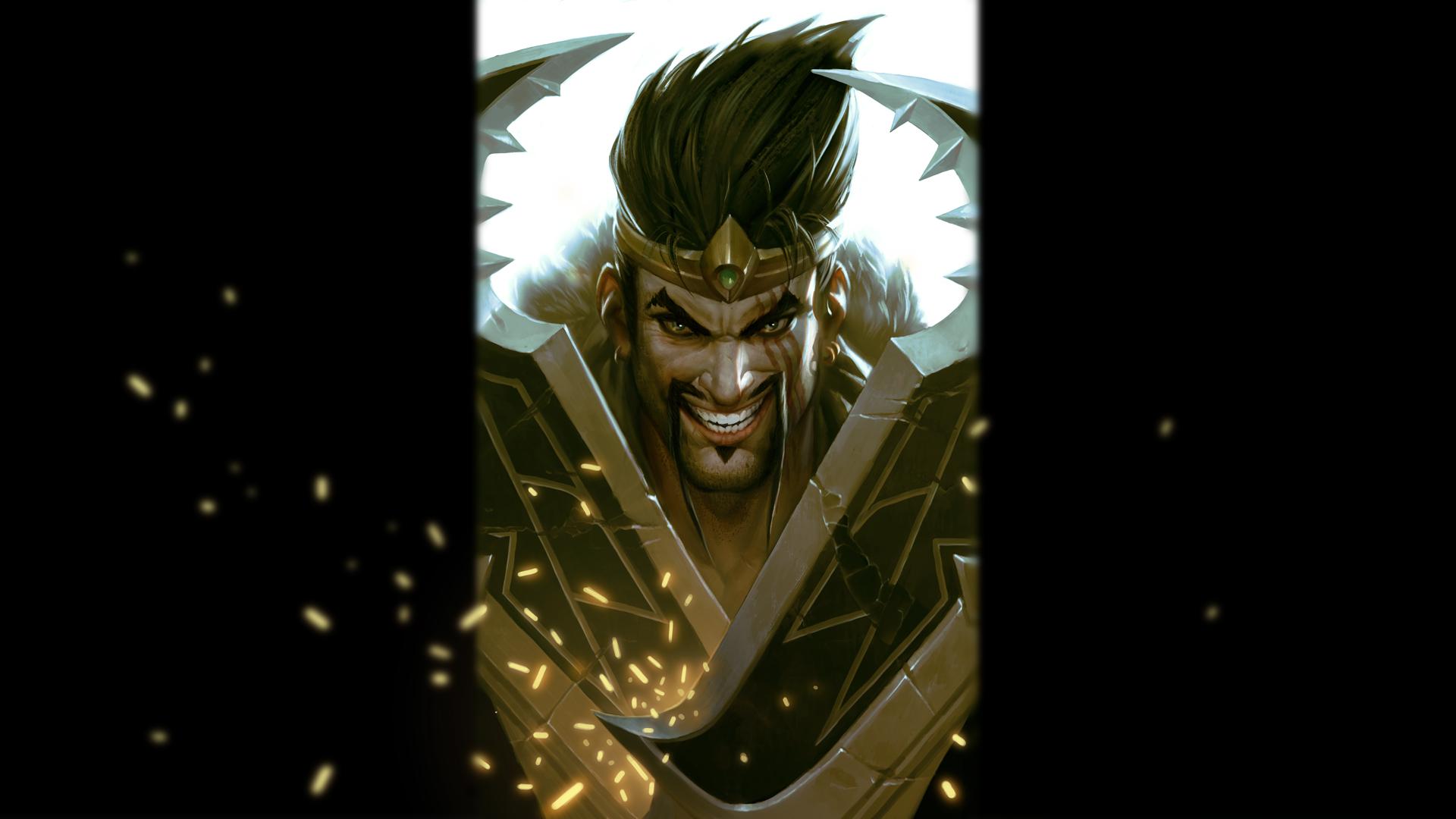 Draven League Of Legends Fan Art