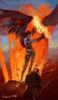 Angel of punishment