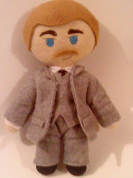 Dr. Watson Plushie