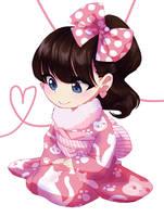 PinkcatKimono Commission