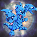 Blue Eyes Toon Ultimate Dragon