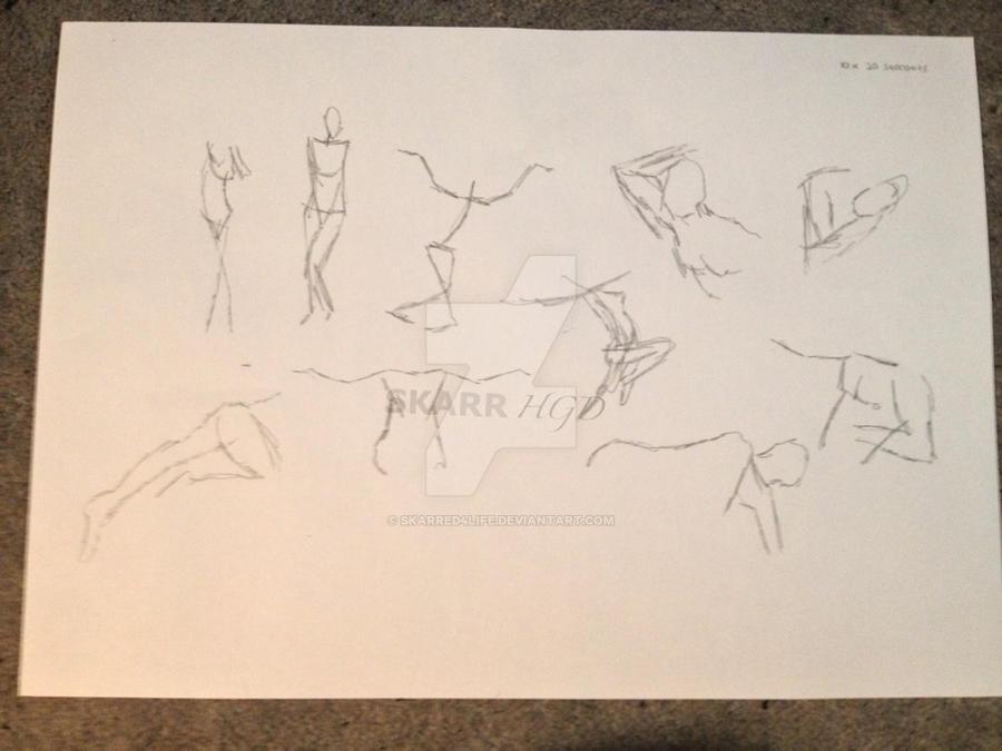 More Life Drawing 5