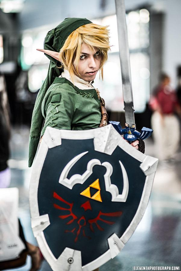 Link cosplay - Battle ready by UnwoundRibbon