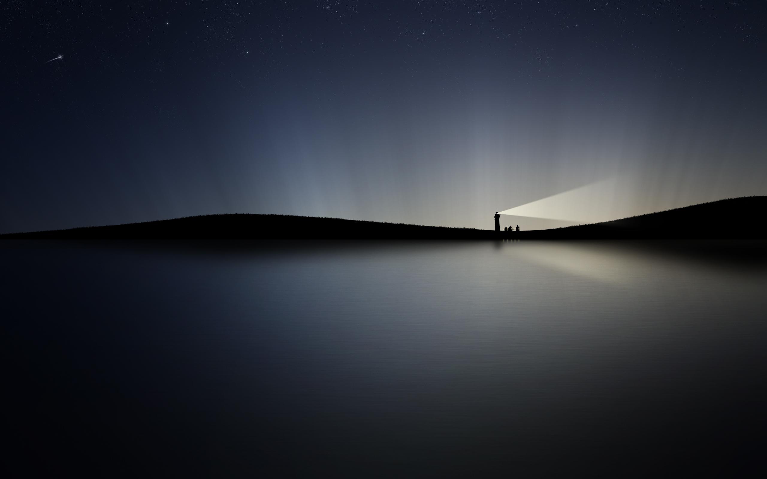 Night sky by niklask customization wallpaper hdtv widescreen night sky