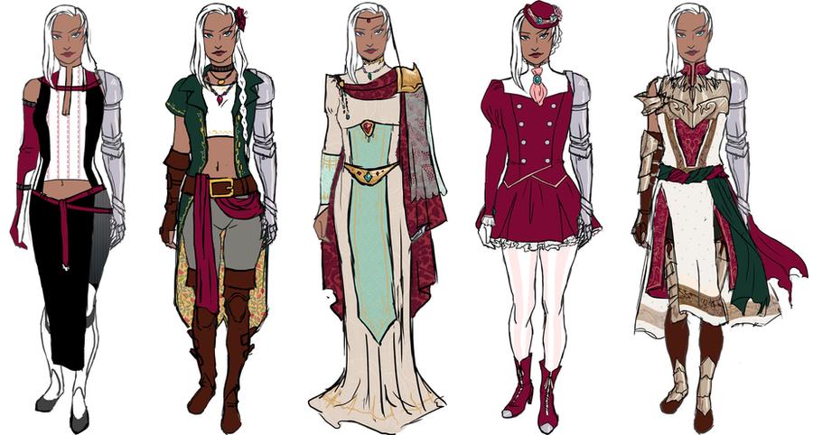 anima clothing designs by belderiver on deviantart