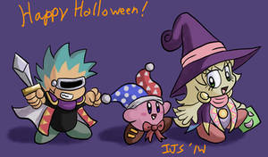 Happy Halloween in Pupupuland