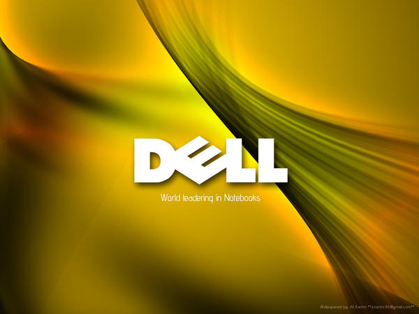 Dell Wallpaper by alikarimi on deviantART