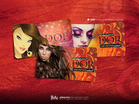 DOR makeup Institute BCs