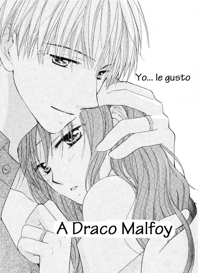 Dramione Manga Amor magico tomo 1 cap1 pg 18 by koganekathrina on