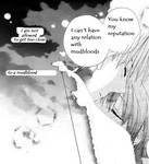 Dramione  Manga  Amor magico  tomo 1  cap1 pg 14