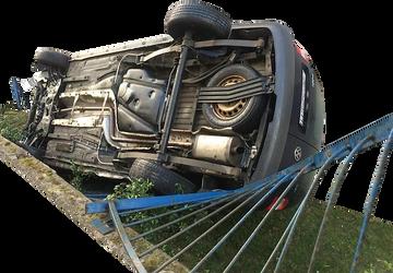 Car Crash (b) (PNG)