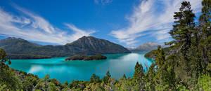 Lago Mascardi, Argentina