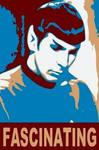 Fascinating Spock