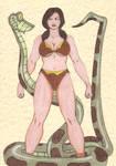 Hercu-Liz Vs Kaa (1)