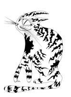 Cat by Gordjia