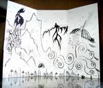 Triptych by Gordjia