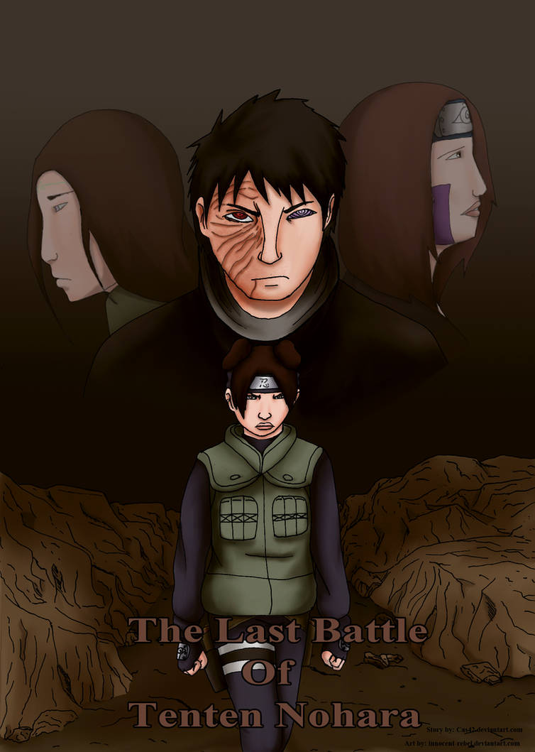 Com: The Last Battle of Tenten Nohara Cover