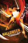 Halloween flyer by ElenaSham