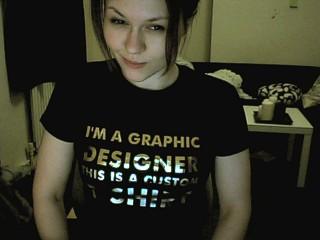 My new custom t-shirt by ElenaSham