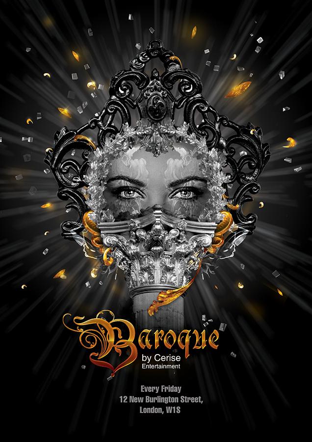 Baroque, flyer