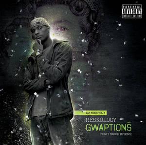 Reskology Album Cover Design