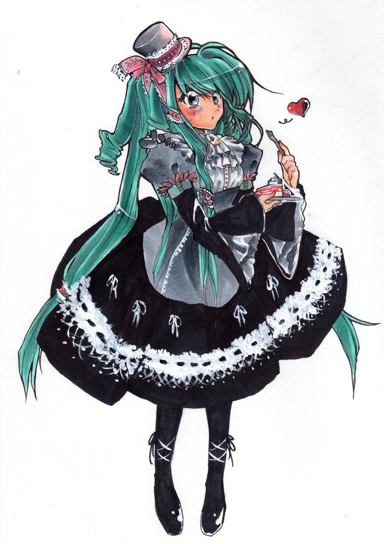Anime Essentials Miki by Shino-X