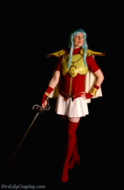 Eirika from Fire Emblem by FireLilyCosplay