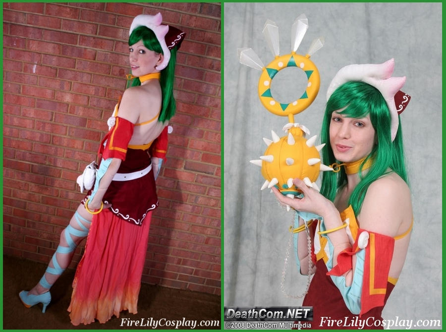 Tamber from Children of Mana by FireLilyCosplay on DeviantArt
