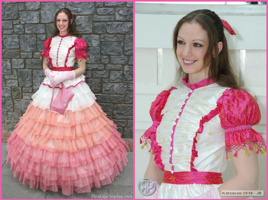Kaylee's Layer Cake Dress by FireLilyCosplay