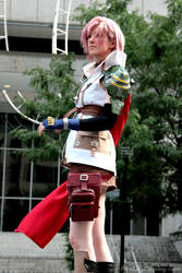Lightning - Final Fantasy XIII by FireLilyCosplay
