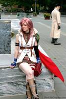 L'Cie - Final Fantasy XIII by FireLilyCosplay