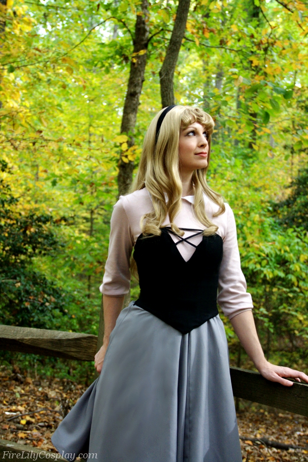 Sleeping Beauty's Briar Rose by FireLilyCosplay