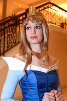 Sleeping Beauty - Princess Aurora by FireLilyCosplay