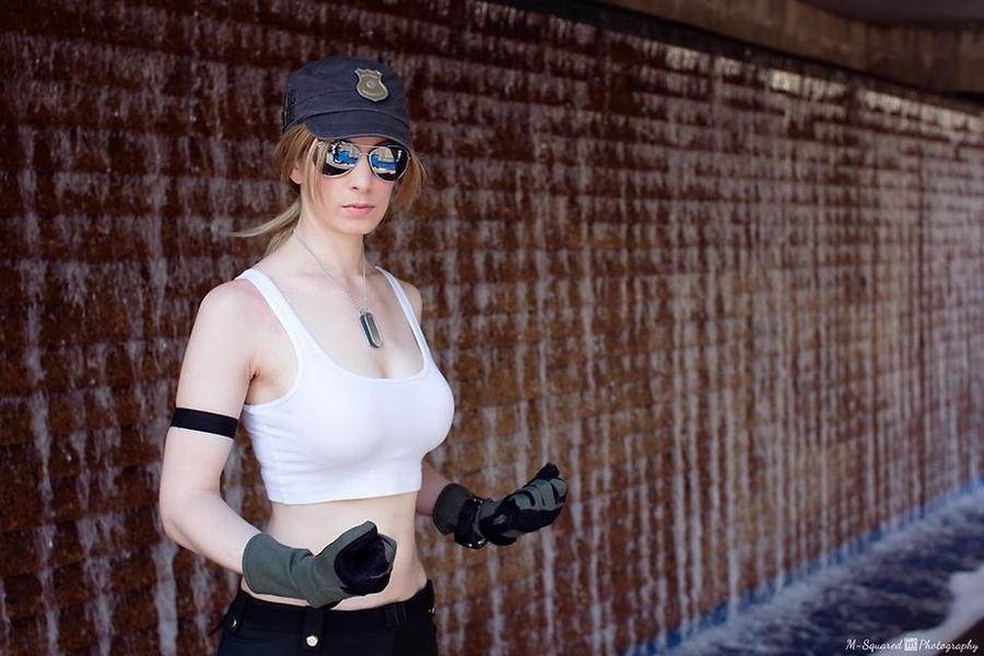Sonya Blade - Mortal Kombat by FireLilyCosplay