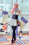 Spirit of Sakura Luka - Vocaloid