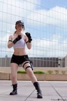 Mortal Kombat - Sonya Blade by FireLilyCosplay