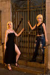 Aya and Aya - Parasite Eve