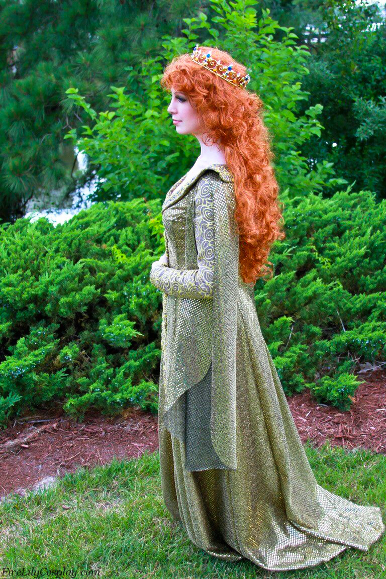 Maid Marian - Robin Hood: Men In Tights by FireLilyCosplay