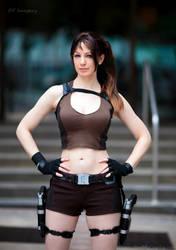 Lara Croft, Tomb Raider: Underworld by FireLilyCosplay