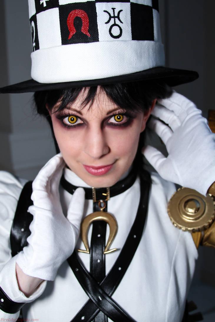 Hattress Alice - Alice: Madness Returns by FireLilyCosplay