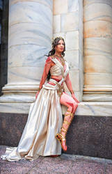 Dejah Thoris - Zodanga Wedding Dress