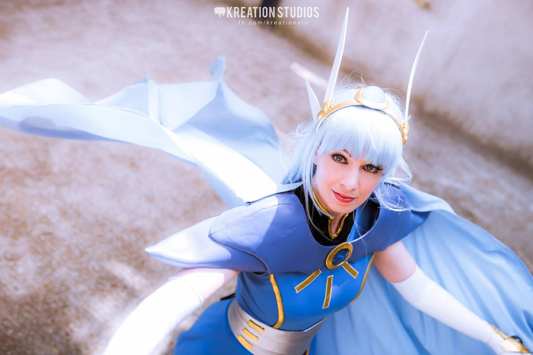 Umi - Magic Knight Rayearth by FireLilyCosplay