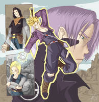 Trunks by kyoultai