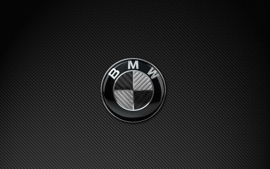 bmw logo wallpaper. BMW Carbon Wallpaper Carbon Logo by ~grovedale