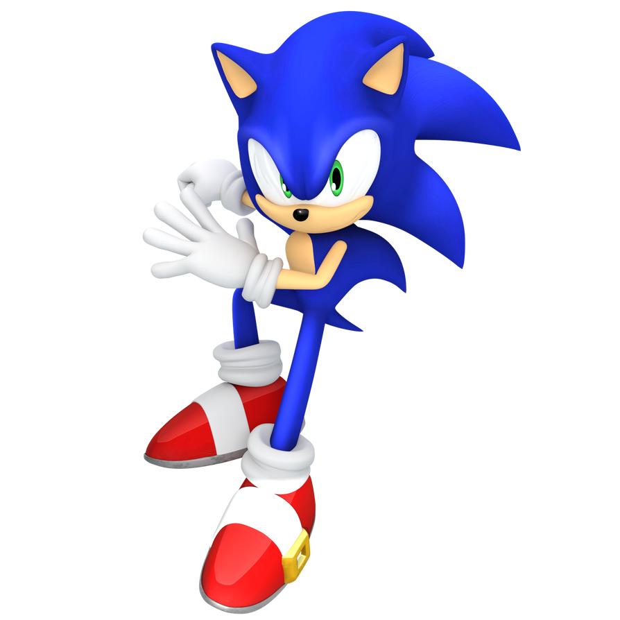 Miscellaneous Characters On Archie-Sonic-3D