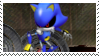 Metal Sonic - Stamp