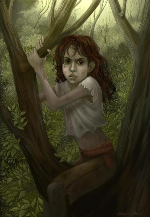 Up a Tree by Nyrak