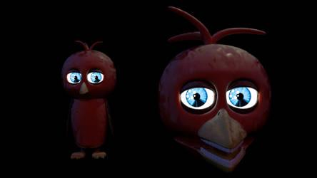 THE BIRD by Brickyboy99