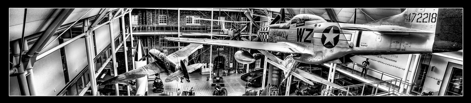 Imperial War Museum - London by rickuk73