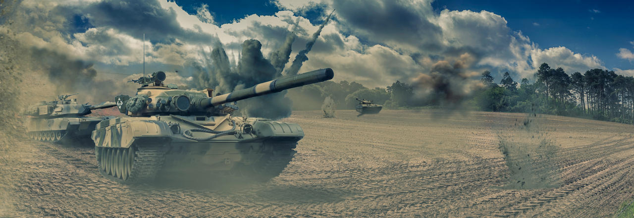 World Of Tanks by rickuk73